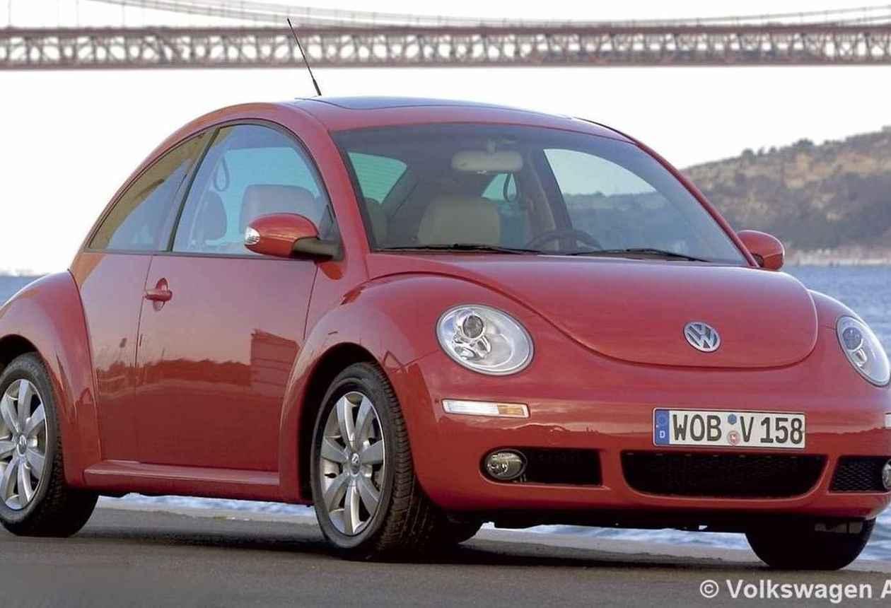 New Beetle 1.9 TDI afbeelding