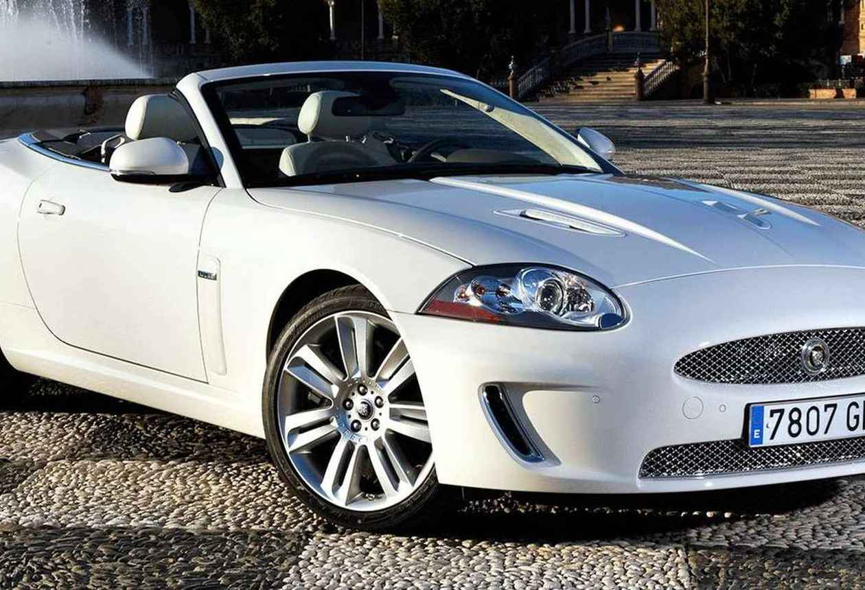 XKR Cabriolet afbeelding