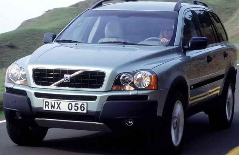 XC90 D5 afbeelding