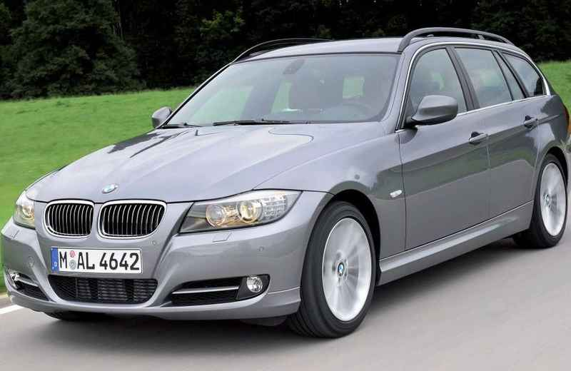 320d Touring afbeelding